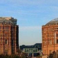 Проект реконструкции газометров в Вене