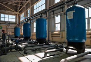 Современные очистные сооружения для города вторичные отстойники канализационных очистных сооружений ввод в эксплуатацию очистных сооружений канализации