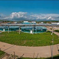 Современные очистные сооружения для города (Сочи, Адлер)