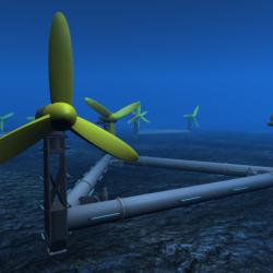 подводные генераторы