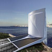 Проект Solar City Tower в Бразилии