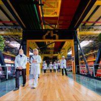 Современный комплекс белой металлургии «Высота 239»