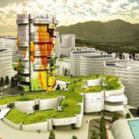 Интеллектуальный город Plan IT Valley