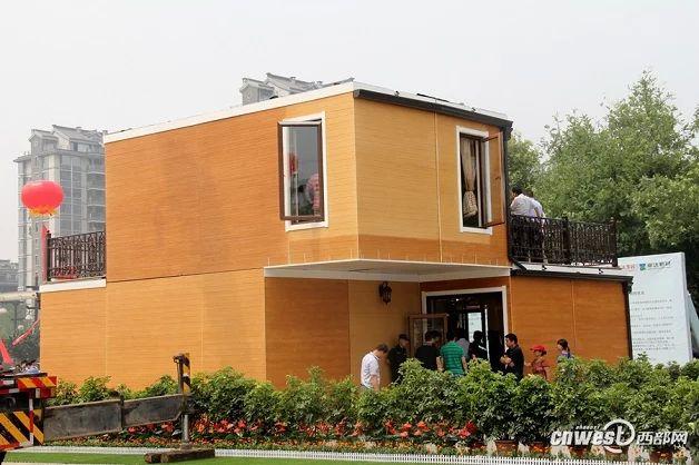 3д печать домов китай