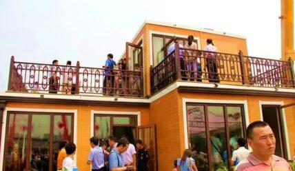 Новый рекорд 3d печати домов в Китае!