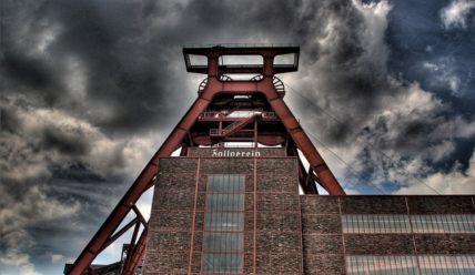 Реновация шахты «Цольферайн»
