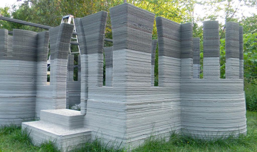 Почему бетон является самым популярным строительным материалом?