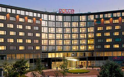 проект современного отеля