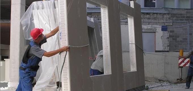 технологии быстровозводимых зданий