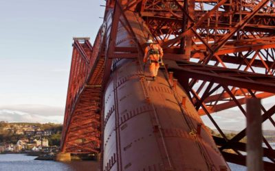 Антикоррозионное покрытие мостов