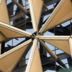 Элементы динамической солнцезащиты