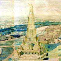 Дворец Советов — нереализованный проект советской эпохи
