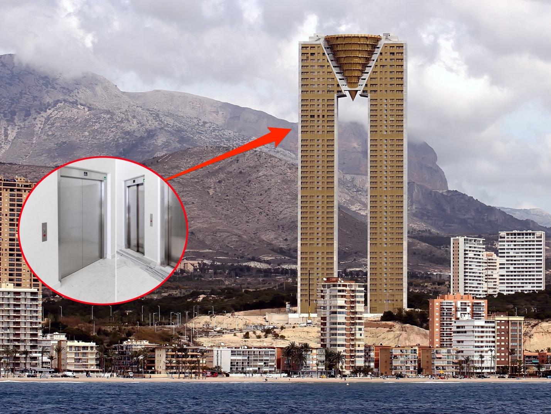небоскреб без лифта