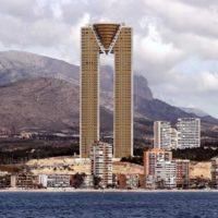 История башни Intempo с «забытым» лифтом
