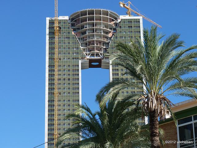 Башня Іntempo лифт
