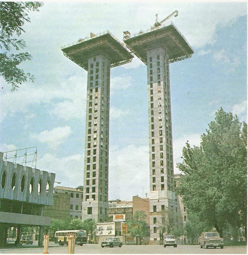 Башни Колумба Мадрид