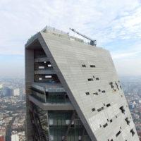 Torre Reforma — самое крупное сейсмически стойкое здание в Мехико