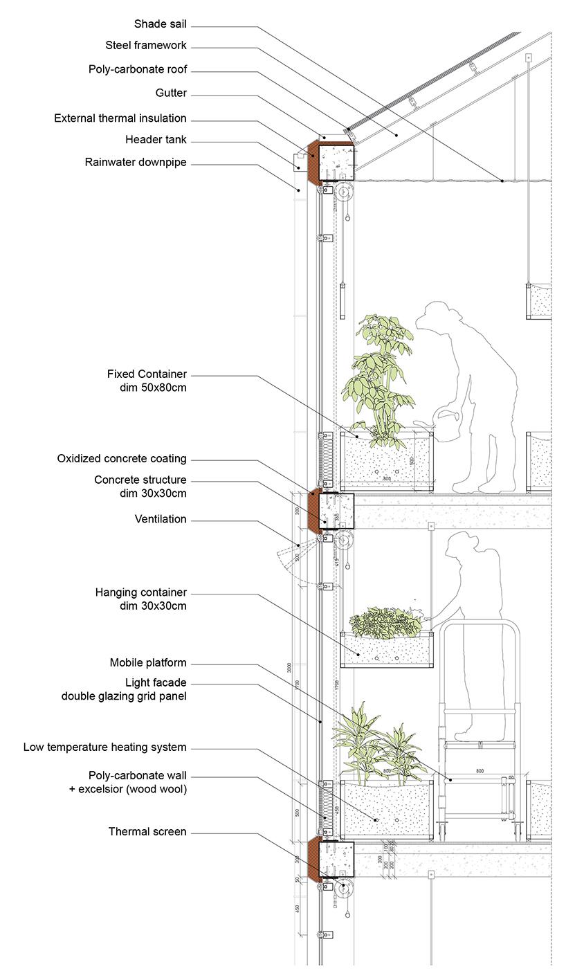 вертикальные фермы и их устройство