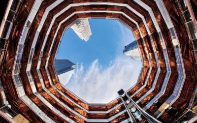 Нью-Йорк Hudson Yards
