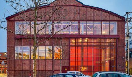 Реконструкция монтажного цеха под зал собраний в Копенгагене