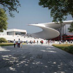Шанхайский оперный театр