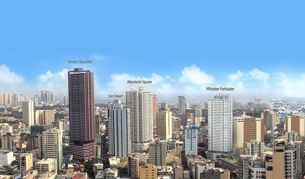 Anchor Skysuites - одно из самых высоких зданий на Филиппинах