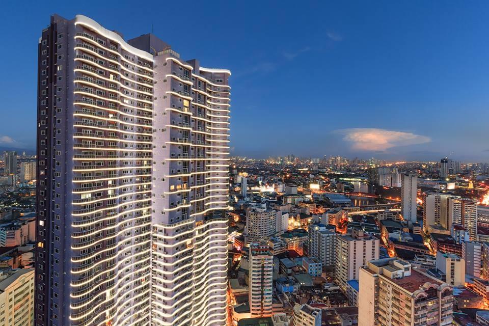 Землетрясение в Маниле