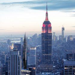 Новое здание в Нью Йорке