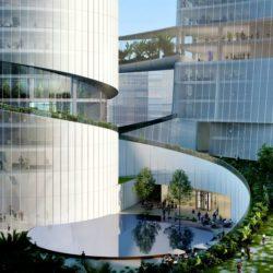 Новый проект iCarbonX в Шеньчжене