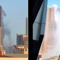 Как небоскребы Манилы восприняли землетрясение магнитудой 6,3 баллов