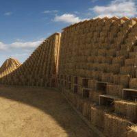 Соломенная архитектура Малави
