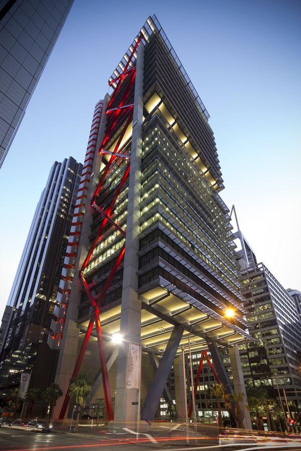 Внешний вид здания 8 Chifley в Сиднее