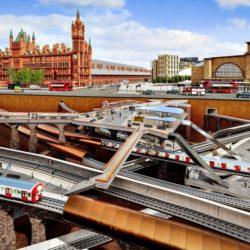 7 архитектурных достопримечательностей Лондона в разрезе