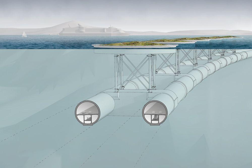 В Норвегии уже ведется разработка пилотных проектов