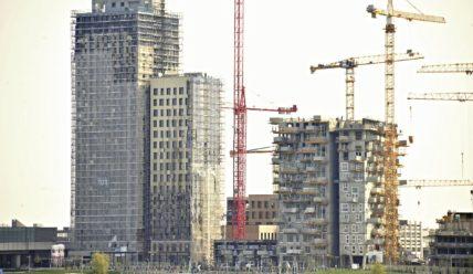 В Вене ведется строительство одного из самых высоких гибридных зданий в мире