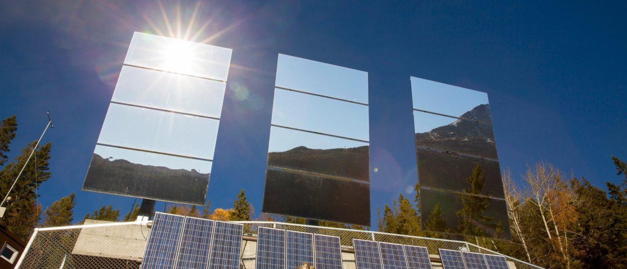 Зеркала Рьюкана - необычный проект для норвежского города