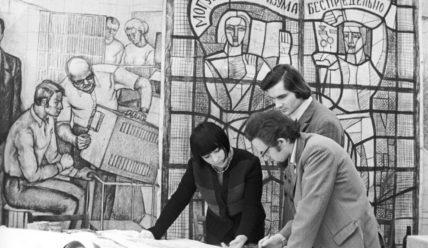 Из истории советской школы проектирования
