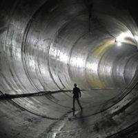 Deep tunnel — мегапроект защиты от наводнений Чикаго