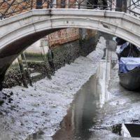 Есть ли в Венеции канализация?