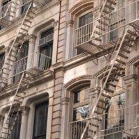 История «чугунной архитектуры» Нью-Йорка