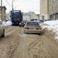 Cпециалисты РосдорНИИ предложили новый способ борьбы со снегом на дорогах