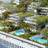 В Монако реализуется проект осушения прибрежной полосы моря