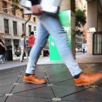 Тротуары, которые генерируют электричество