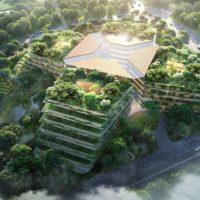 В Шанхае проектируют больницу будущего