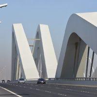 Мост Шейха Зайда в Абу-Даби