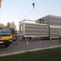 В России определяют тип модульных зданий, которые будут применяться по всей стране