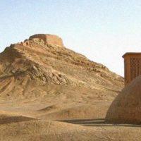 Как работают Ячхалы — сооружения-ледники в Иране