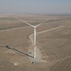 В Ростовской области началось масштабное строительство ветропарков