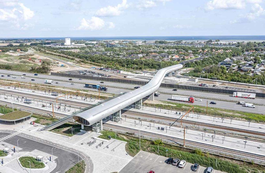 Мостовой переход дания