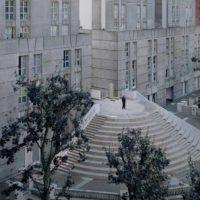 Пространства Абраксаса — монументальный жилой комплекс во Франции